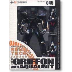 山口式可動系列 No. 045 機動警察 TYPE J-9 鷹頭獅 with AquaUnit