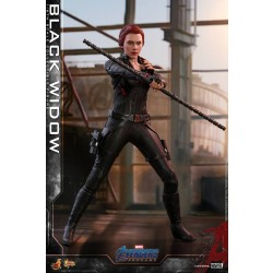 Hot Toys Avengers: Endgame 1/6 Scale Black Widow