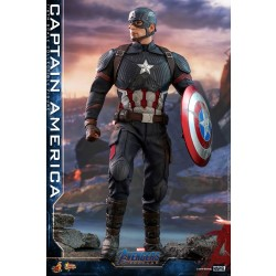 Hot Toys Avengers: Endgame 1/6 Scale Captain America
