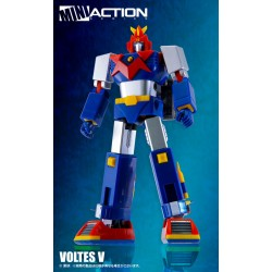Action Toys Mini Action 02 Voltes V
