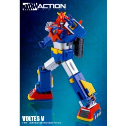 Action Toys Mini Action Voltes V