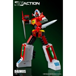 Action Toys Mini Action Tosho Daimos