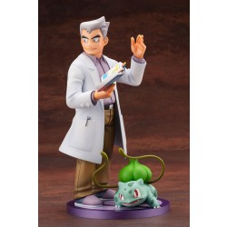 Kotobukiya ARTFX J Pokemon Series 1/8 Professor Oak with Bulbasaur