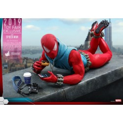 Hot Toys Marvel's Spider-Man 1/6 Scale Spider-Man (Scarlet Spider Suit)