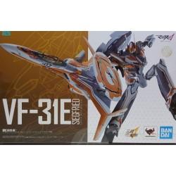 Bandai DX 超合金 VF-31E Siegfried (Chuck Mustang Custom) 日版