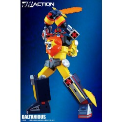Action Toys Mini Action Daltanious