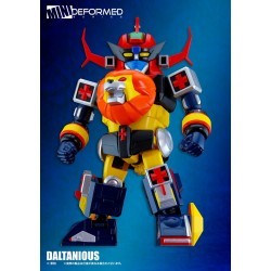 Action Toys Mini Deformed 04 Daltanious