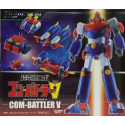 Action Toys Mini Action 01 Combattler V