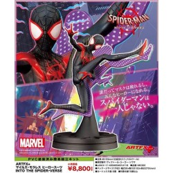 Kotobukiya ARTFX+ Marvel Universe 1/10 Miles Morales Hero Suit Into The Spider-Verse