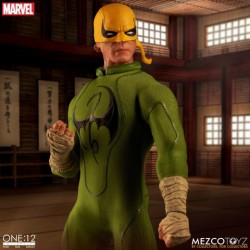 Mezco The One:12 Collective Iron Fist
