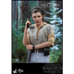 Hot Toys Star Wars: Return of the Jedi 1/6 Scale Princess Leia