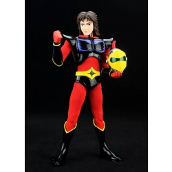 King Arts Diecast Action Figure Series UFO Grendizer's Pilot Duke Fleed (Daisuke Umon)
