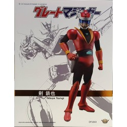 King Arts Diecast Action Figure Series Great Mazinger's Pilot Koji Kabuto