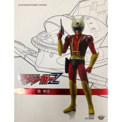 King Arts Diecast Action Figure Series Mazinger Z's Pilot  Koji Kabuto