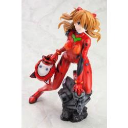 Kotobukiya Rebuild of Evangelion 1/6 Asuka Langley Shikinami Q -Plug Suit ver.- :RE