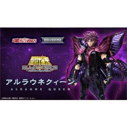 p-Bandai HK Saint Seiya Myth Cloth Heavenly Devil Star Alraune Queen