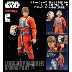 Kotobukiya ARTFX+ Star Wars 1/10 Luke Skywalker X-Wing Pilot