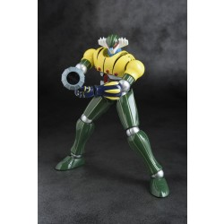 Evolution Toy Future Quest Grand Action Bigsize Model Steel Jeeg