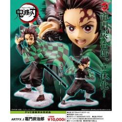 Kotobukiya Demon Slayer: Kimetsu no Yaiba ARTFX J 1/8 Tanjiro Kamado