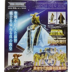 Bandai Saint Seiya Myth Cloth Gold Saint Reissue Campaign Limited Grand Pope Sion