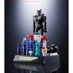 Bandai Soul of Chogokin GX-XX01 D.C. Series Compatible XX Plan Secret Super Weapon Set 01