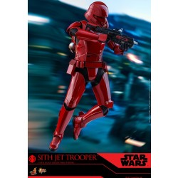 Hot Toys Star Wars: The Rise of Skywalker 1/6 Scale Sith Jet Trooper