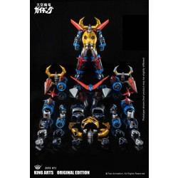 King Arts Diecast Action Figure Series Gaiking