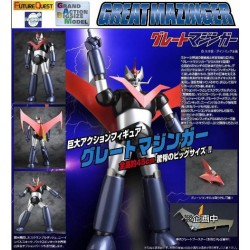 Evolution Toy Future Quest Grand Action Bigsize Model Great Mazinger