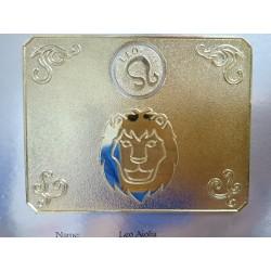 聖衣神話黃金聖衣 獅子座 艾奧尼 新牌