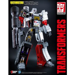 Action Toys ULTIMETAL Megatron