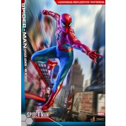 Hot Toys Marvel's Spider-Man 1/6 Scale Spider-Man (Spider Armor - MK IV Suit)