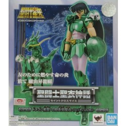 Bandai Saint Seiya Myth Cloth Dragon Shiryu Early Bronze Cloth Revival Ver. Reissue