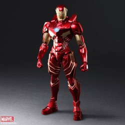 Square Enix Marvel Universe Variant Bring Arts Designed by Tetsuya Nomura Iron Man