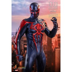 Hot Toys 2020 Toy Fair Exclusive 1/6 Scale Marvel's Spider-Man (Spider-Man 2099 Black Suit)