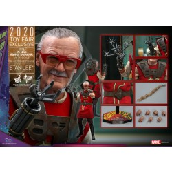 Hot Toys 2020 Toy Fair Exclusive 1:6比例 雷神奇俠3:諸神黃昏 Stan Lee