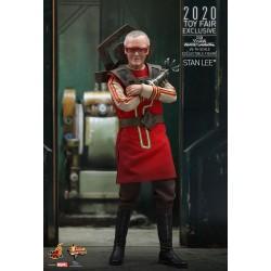 Hot Toys 2020 Toy Fair Exclusive 1:6比例 雷神奇俠3:諸神黃昏 Stan Lee