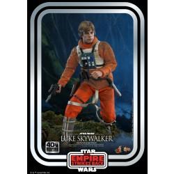 Hot Toys Star Wars: The Empire Strikes Back 40th anniversary 1/6 Scale Luke Skywalker (Snowspeeder Pilot)
