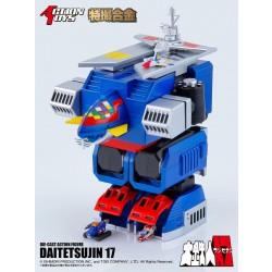 Action Toys Tokusatsu Gokin Daitetsujin 17 Movie Ver.
