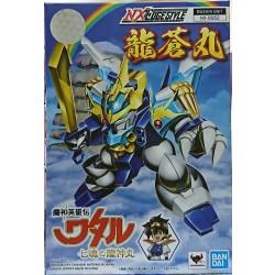 萬代 魔神英雄傳 Nxedge Style [Mashin Unit] 龍蒼丸