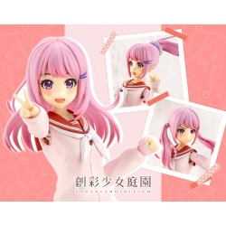 Kotobukiya Limited Sousai Shoujo Teien 1/10 Yuuki Madoka [Touou High School, Winter Uniform] Dreaming Style Fresh Berry