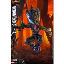 Hot Toys Marvel's Spider-Man: Maximum Venom Life-Size Venomized Groot