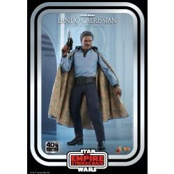 Hot Toys Star Wars: The Empire Strikes Back 40th anniversary 1/6 Scale Lando Calrissian