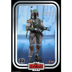 Hot Toys Star Wars: The Empire Strikes Back 40th anniversary 1/6 Scale Boba Fett