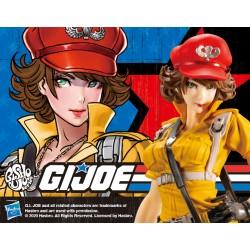Kotobukiya G.I. Joe Bishoujo 1/7 Lady Jaye Canary Ann Color Limited Edition
