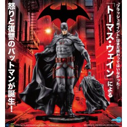 Kotobukiya ARTFX DC Universe 1/6 Batman (Thomas Wayne) Elseworld