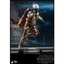 Hot Toys Star Wars: Episode II Attack of the Clones 1/6 Scale Jango Fett