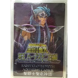 Saint Cloth Myth Aquarius Camus Surplice version new metal plate