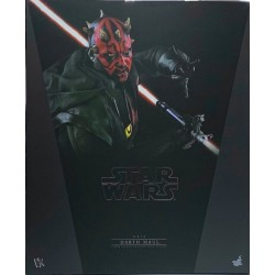 Hot Toys DX Series 韓索羅: 星球大戰外傳 1/6 Darth Maul