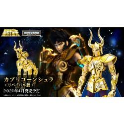 Bandai Saint Seiya Myth Cloth EX Capricorn Shura -Revival Ver.-