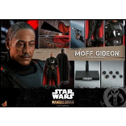 Hot Toys The Mandalorian 1/6 Scale Moff Gideon